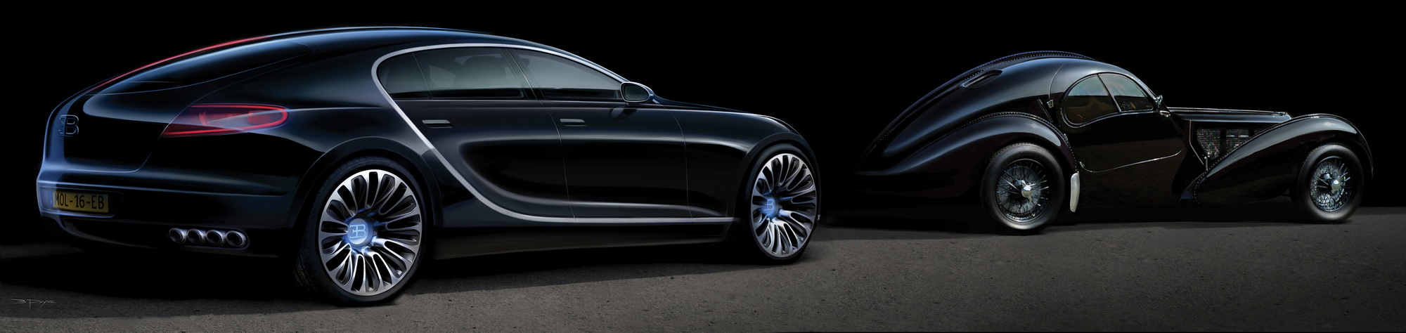bugatti 16c galibier - photo #22