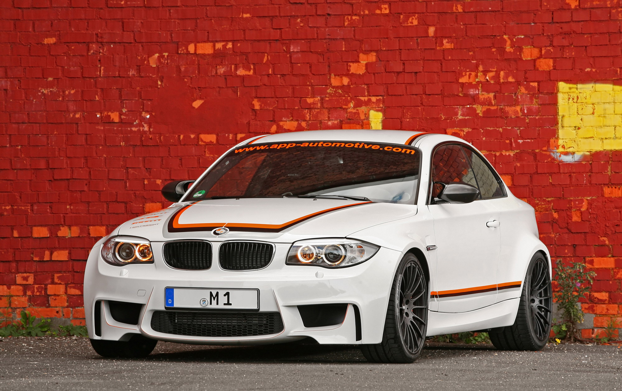 2012 bmw 1 series m coupe by app europe top speed. Black Bedroom Furniture Sets. Home Design Ideas