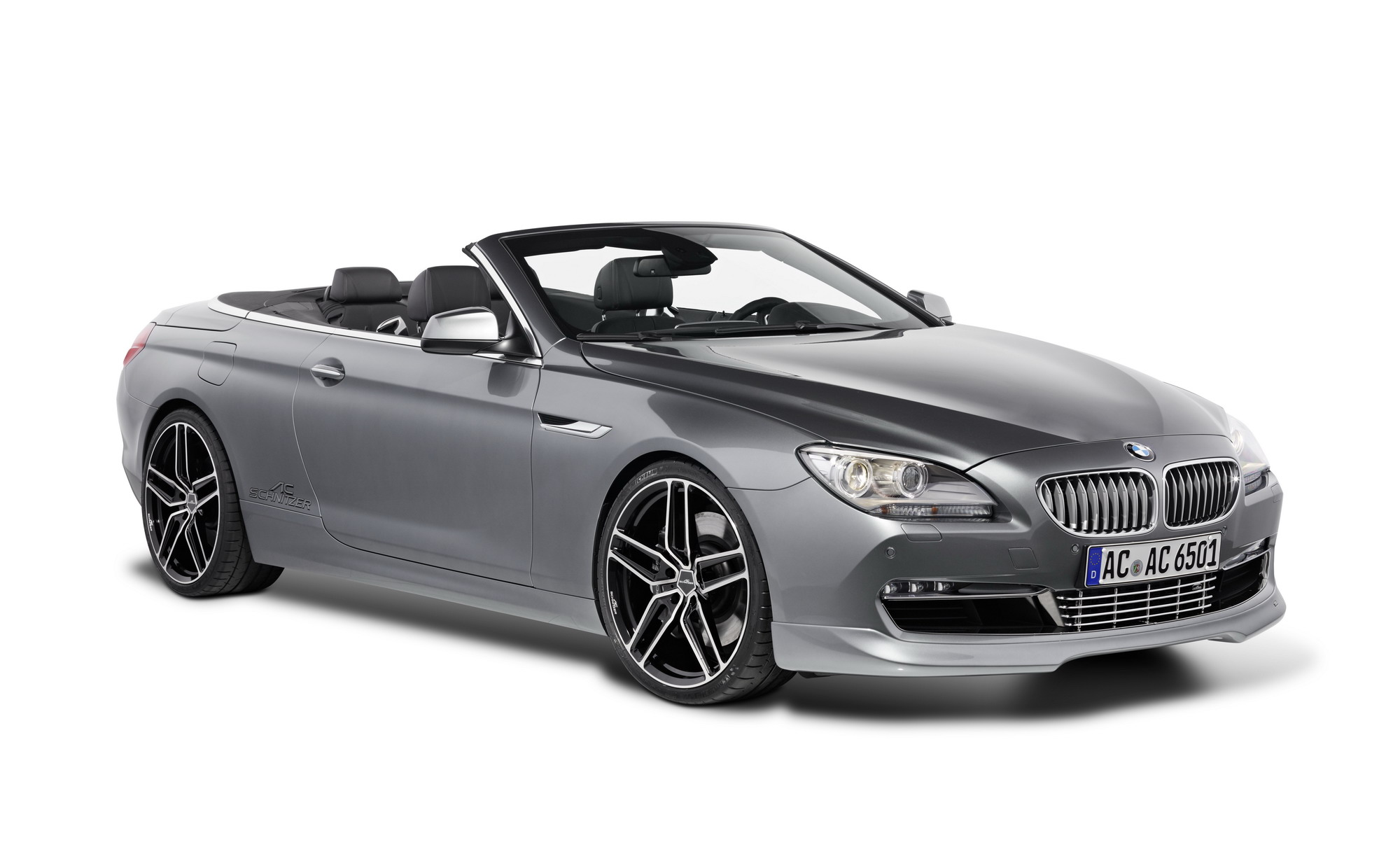2012 bmw 650i convertible by ac schnitzer review top speed. Black Bedroom Furniture Sets. Home Design Ideas