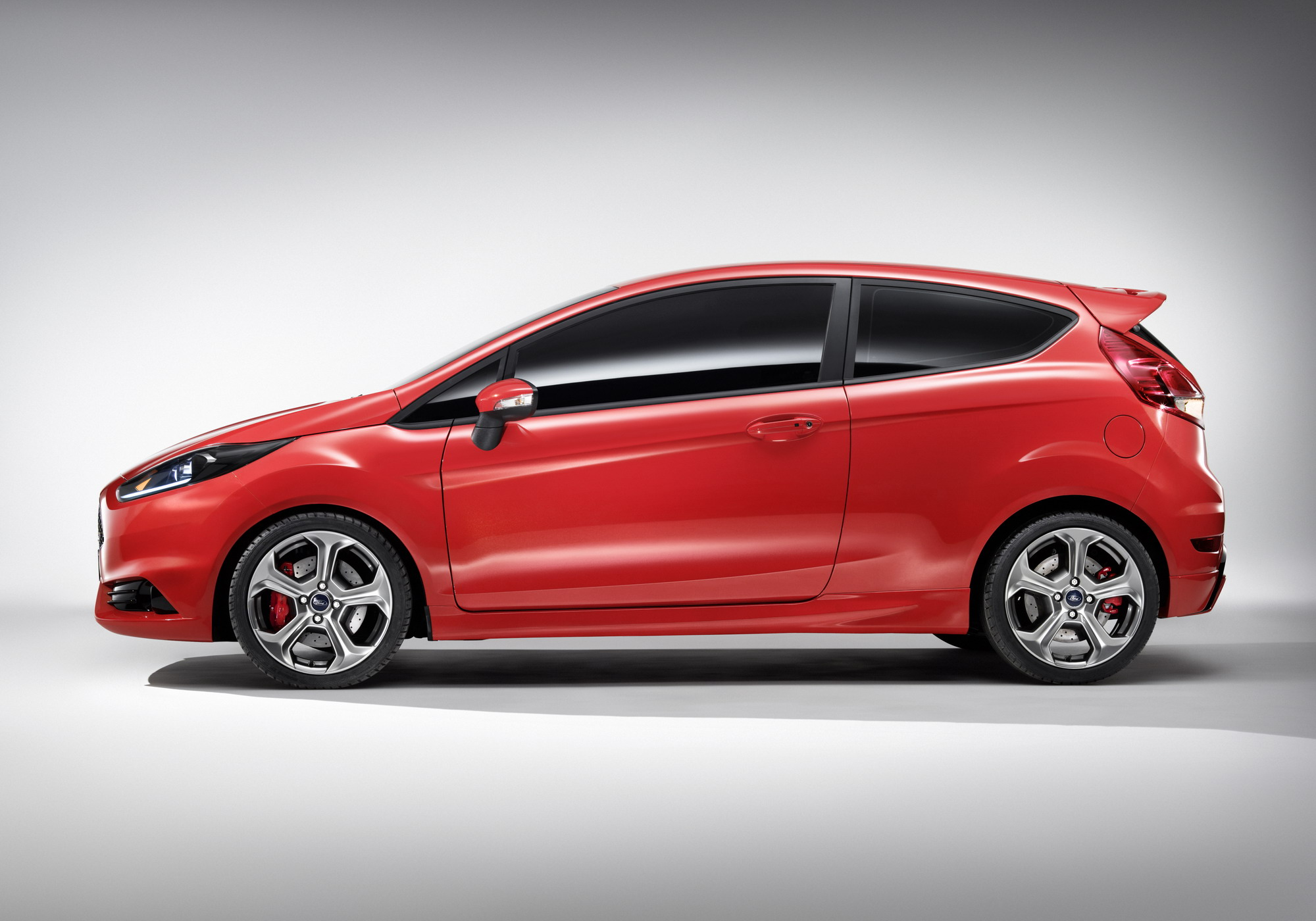 2012 Ford Fiesta St Top Speed