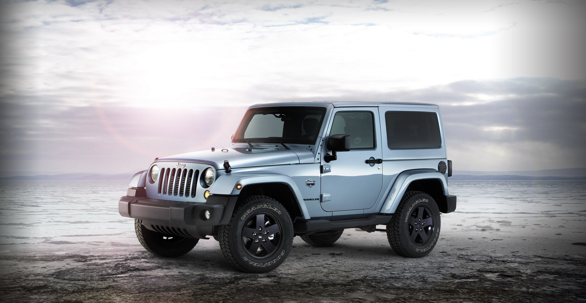 White Jeep Wrangler Unlimited >> 2012 Jeep Wrangler Arctic | Top Speed