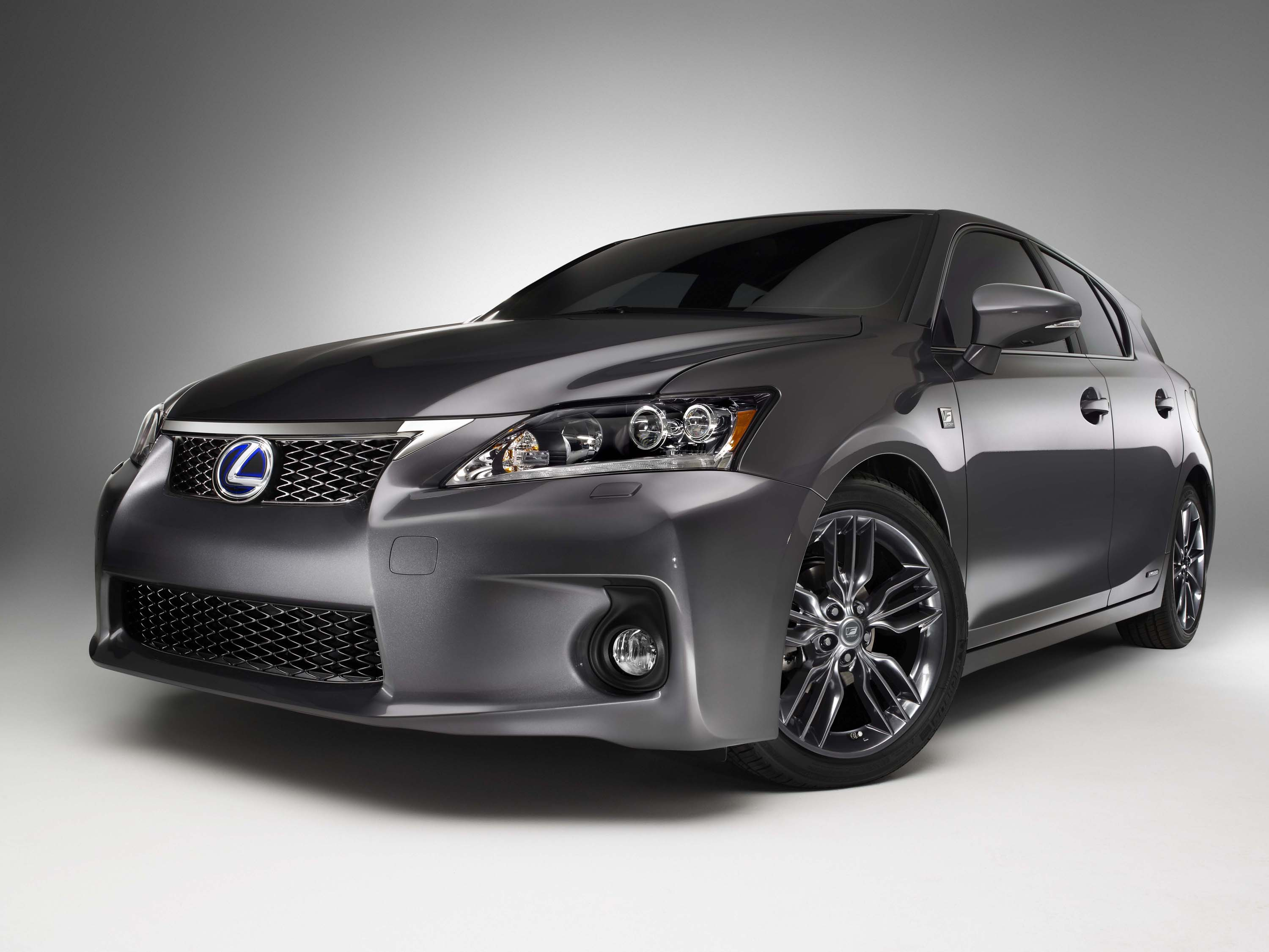 Car Dealerships In Ct >> 2012 Lexus CT 200h F-Sport Special Edition | Top Speed