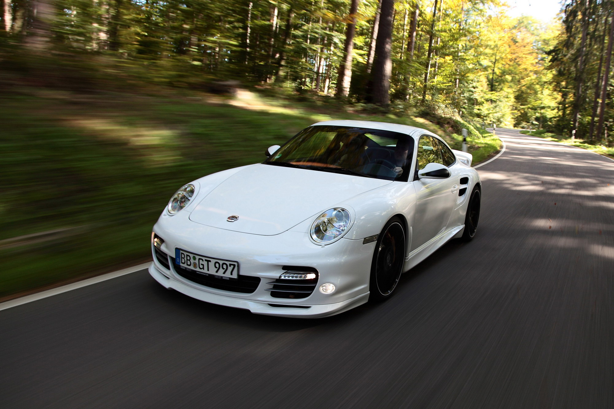 2011 porsche 911 turbo by techart top speed. Black Bedroom Furniture Sets. Home Design Ideas