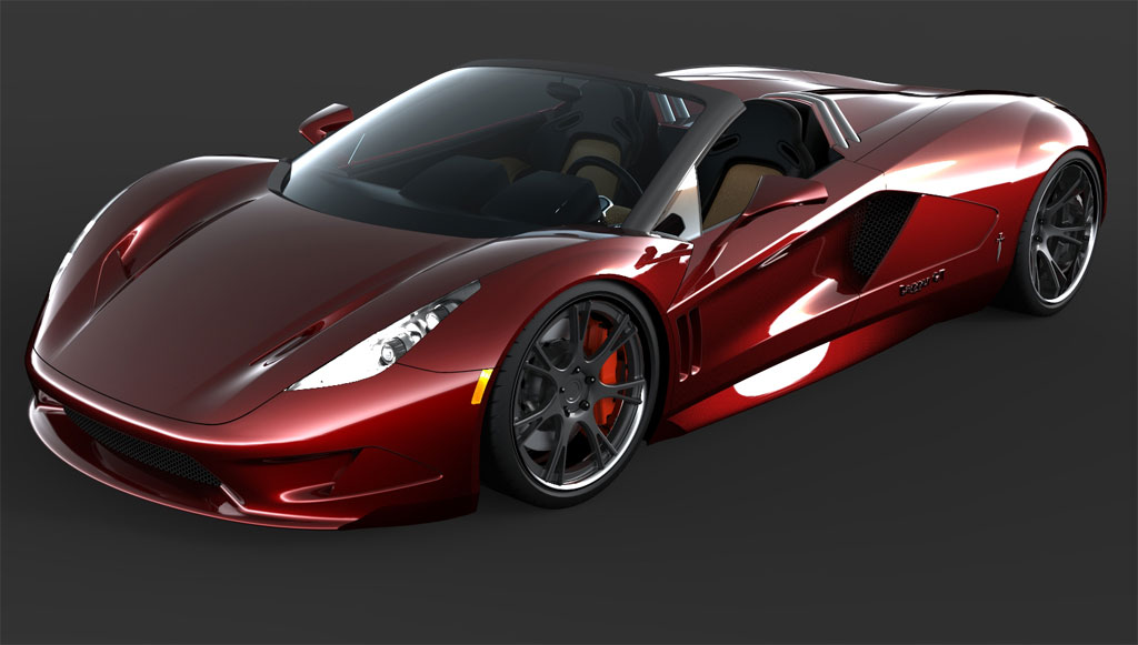 2012 TranStar Dagger GT D Outlaw  Picture 417420 Car Review Top Speed