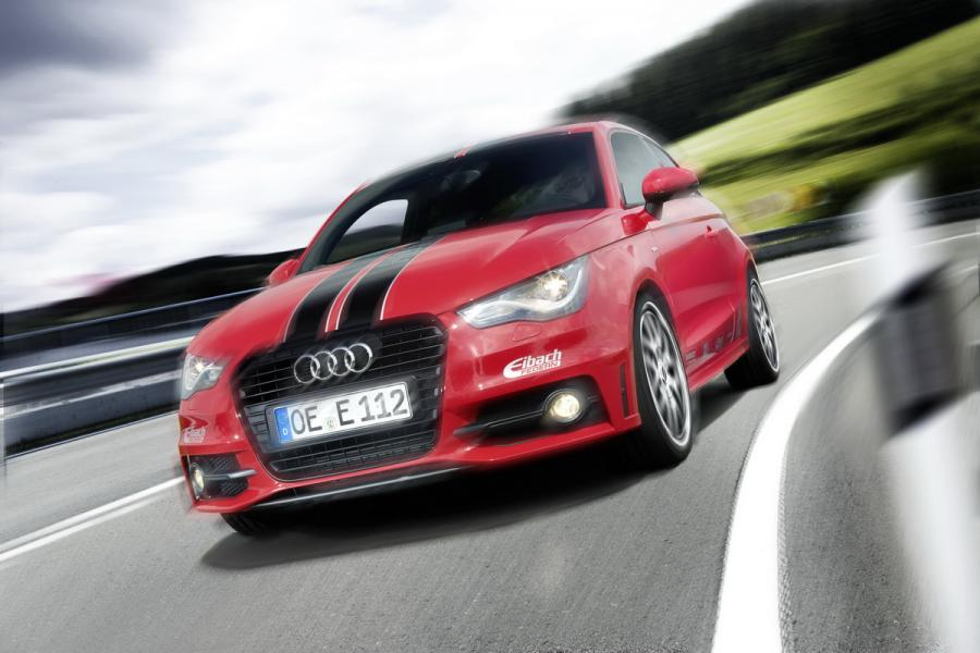 2011 audi a1 by eibach tuning top speed. Black Bedroom Furniture Sets. Home Design Ideas