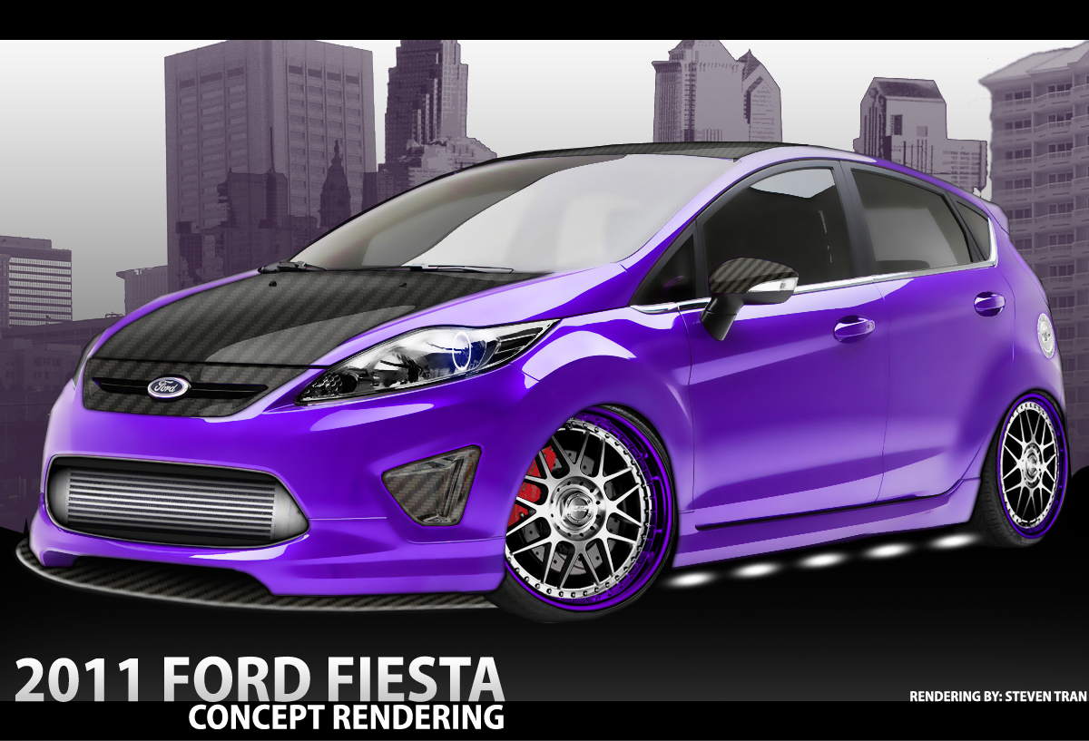 2012 ford fiesta by m2 motoring top speed. Black Bedroom Furniture Sets. Home Design Ideas