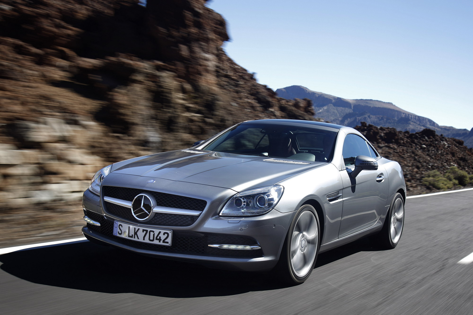 2012 Mercedes Benz Slk Class Top Speed
