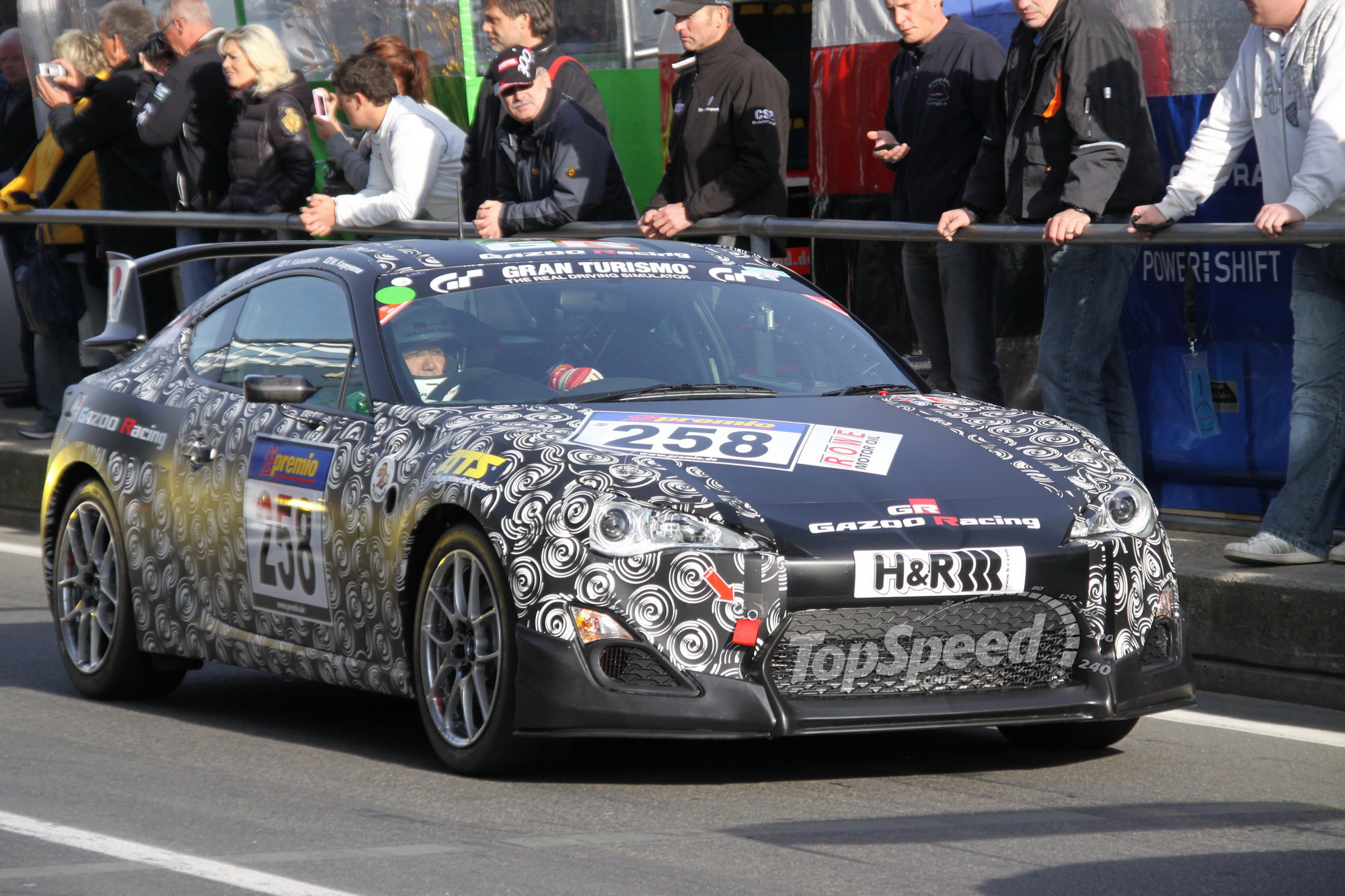 Car Making Games >> 2012 Toyota FT-86 Race Car   Top Speed
