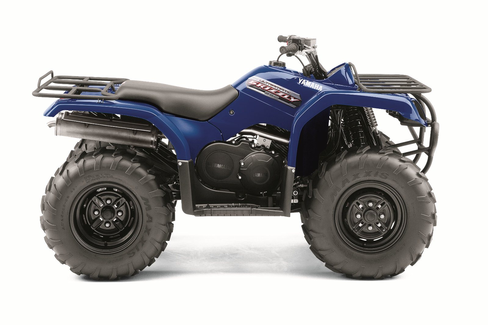 2012 yamaha grizzly 350 auto 4x4 review top speed for Yamaha 350 grizzly