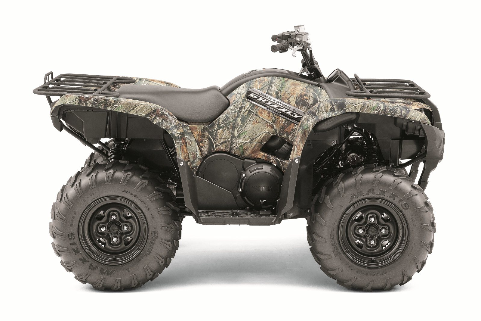2012 Yamaha Grizzly 550 FI Auto 4x4 EPS | Top Speed
