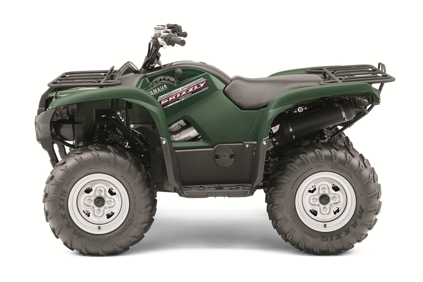 2012 yamaha grizzly 700 fi auto 4x4 eps review top speed. Black Bedroom Furniture Sets. Home Design Ideas