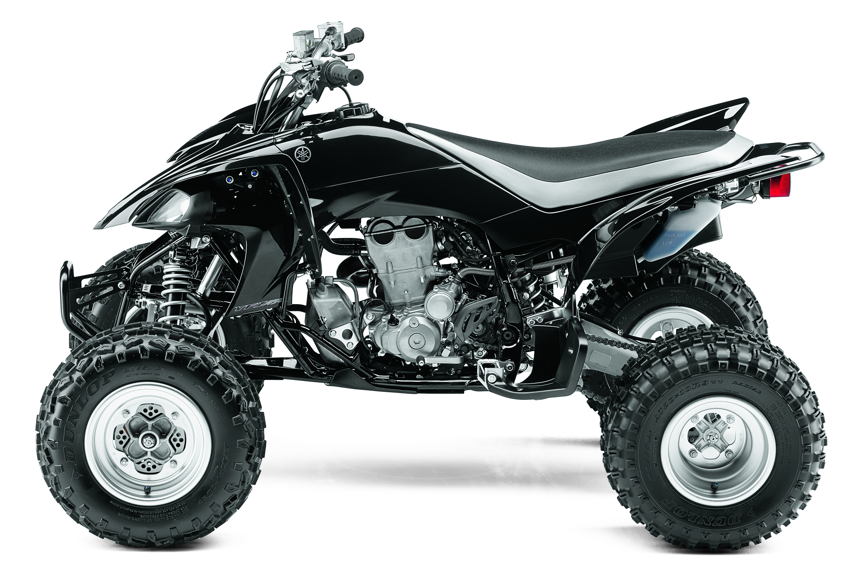 2012 yamaha yfz 450 top speed