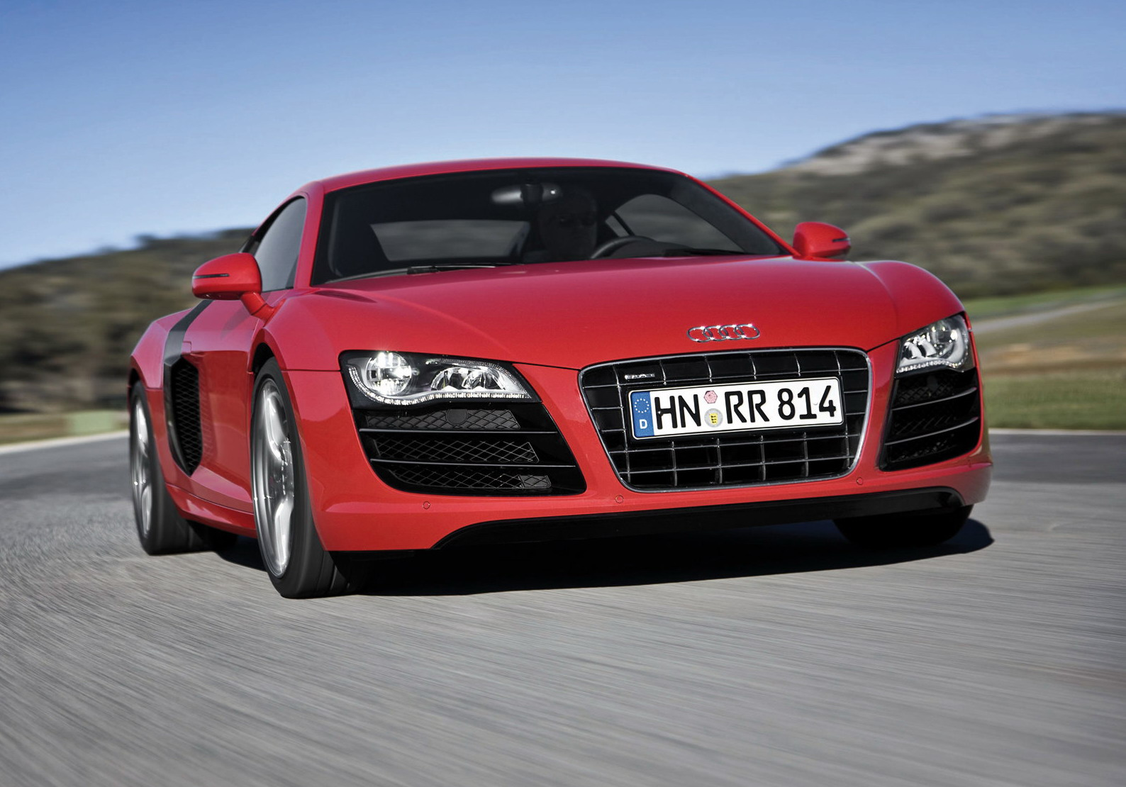 The Audi R Is More Attractive And Powerful Than Ever Top Speed - 2018 audi r8 gt