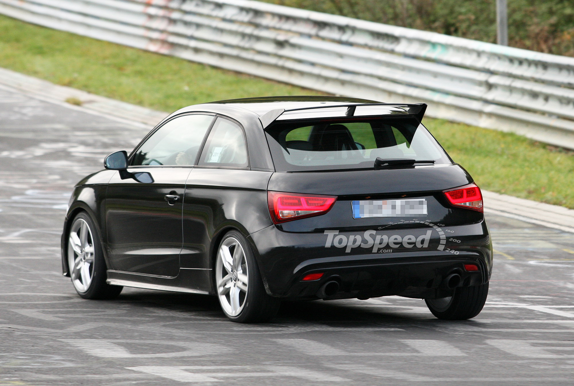 2012 Audi RS1 | Top Speed