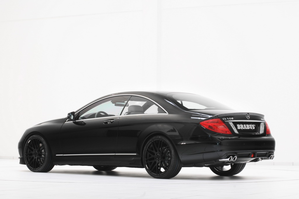 2011 mercedes cl500 4matic by brabus review top speed for Mercedes benz cl500 review