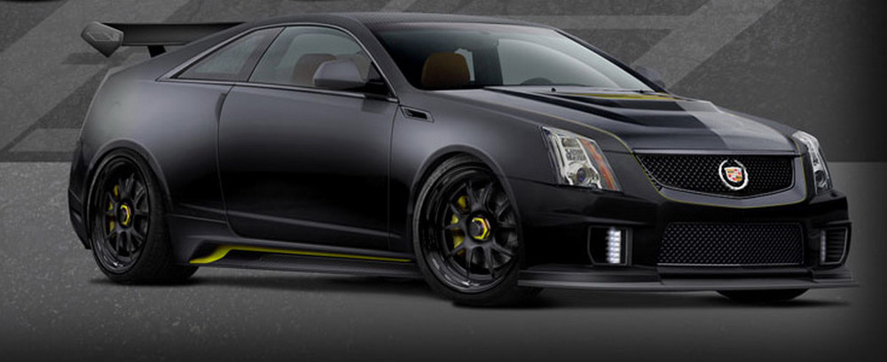 2011 Cadillac Cts V Le Monstre By D3 Group Top Speed