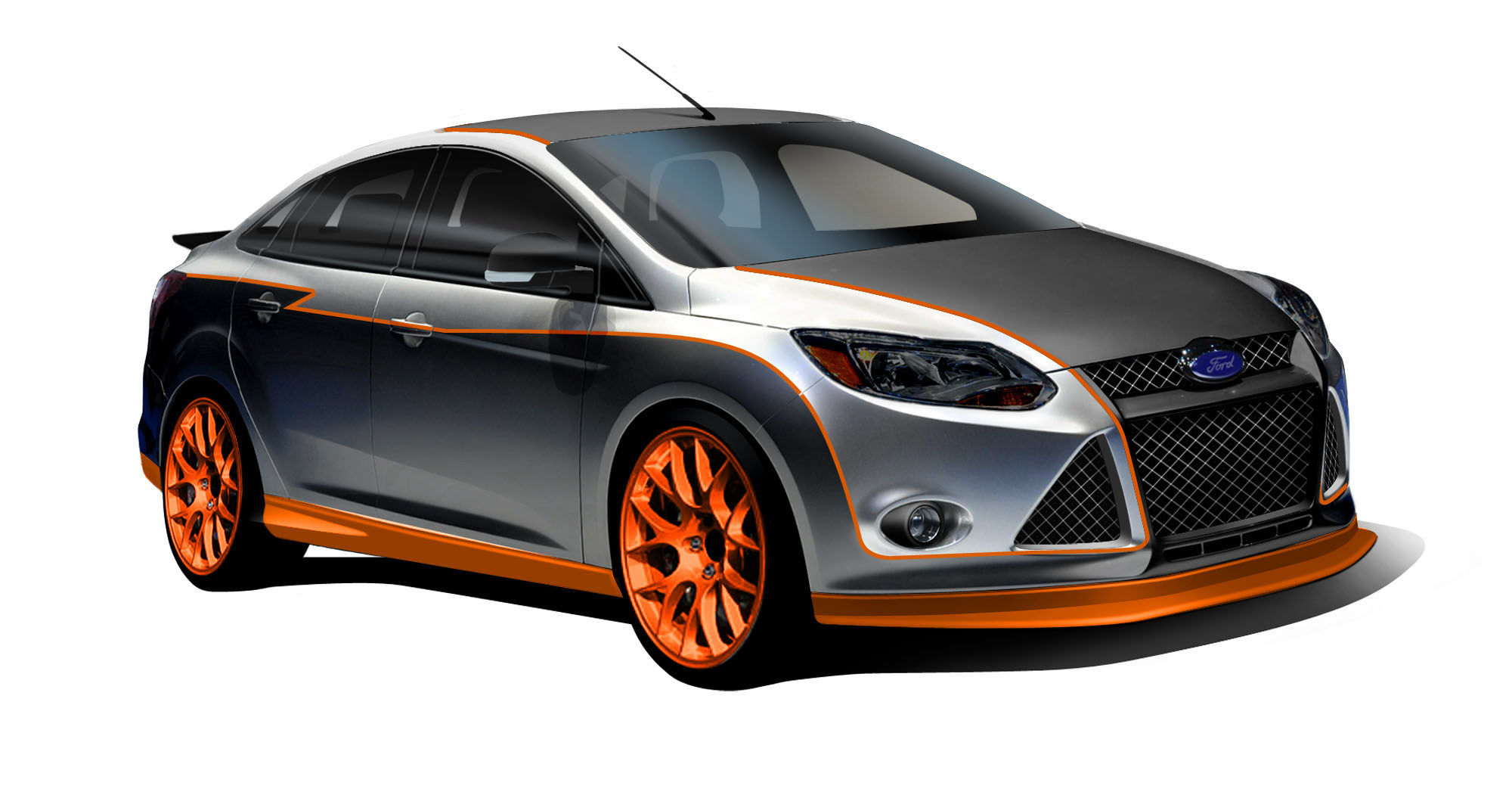 2012 ford focus by capaldi racing top speed. Black Bedroom Furniture Sets. Home Design Ideas
