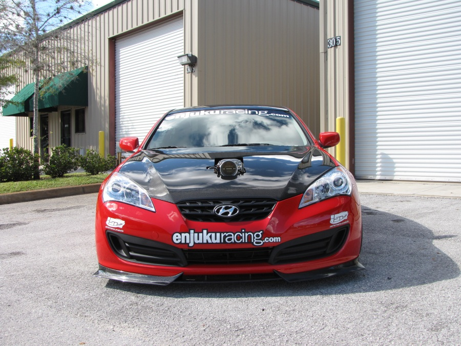 2011 hyundai genesis coupe by enjuku racing review top speed. Black Bedroom Furniture Sets. Home Design Ideas
