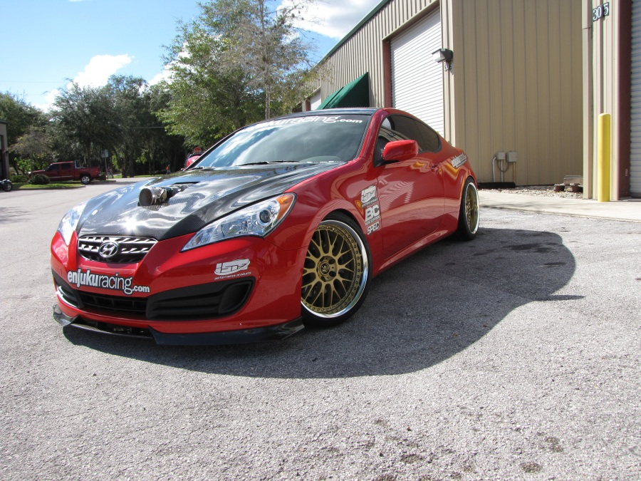 2011 Hyundai Genesis Coupe By Enjuku Racing Gallery 420552