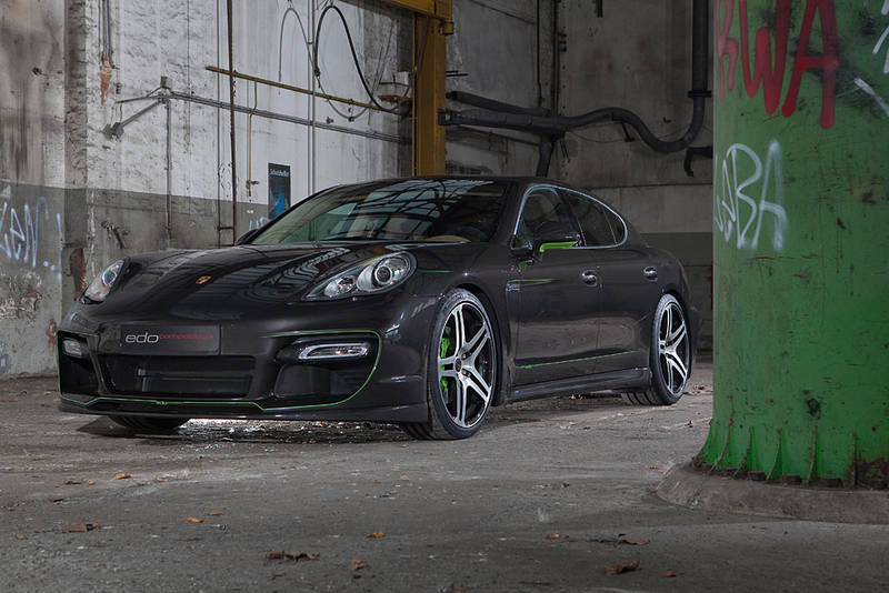 2012 Porsche Panamera S By Edo Competition Top Speed