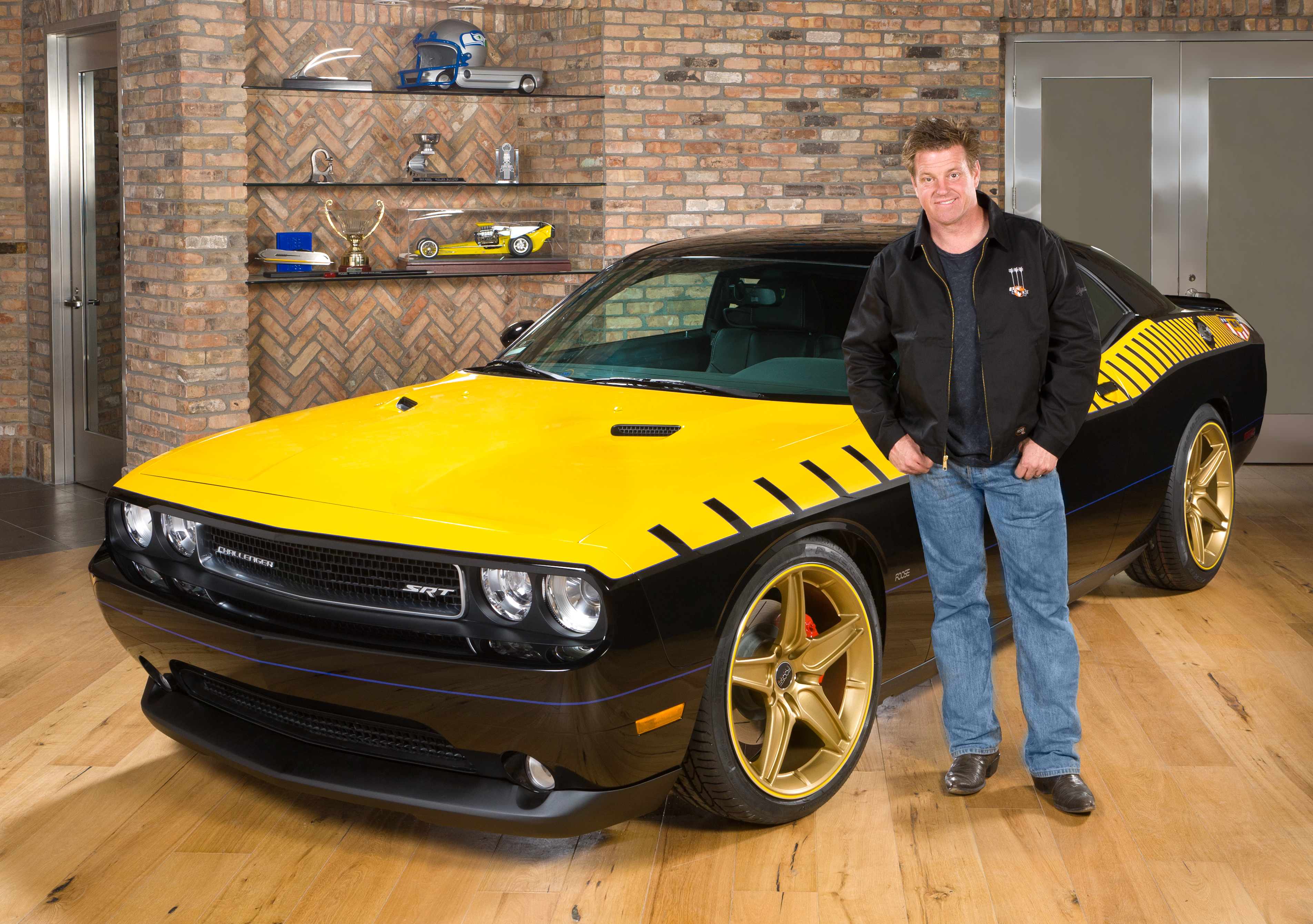 2012 Dodge Challenger WD-40/SEMA Cares By Chip Foose | Top ...