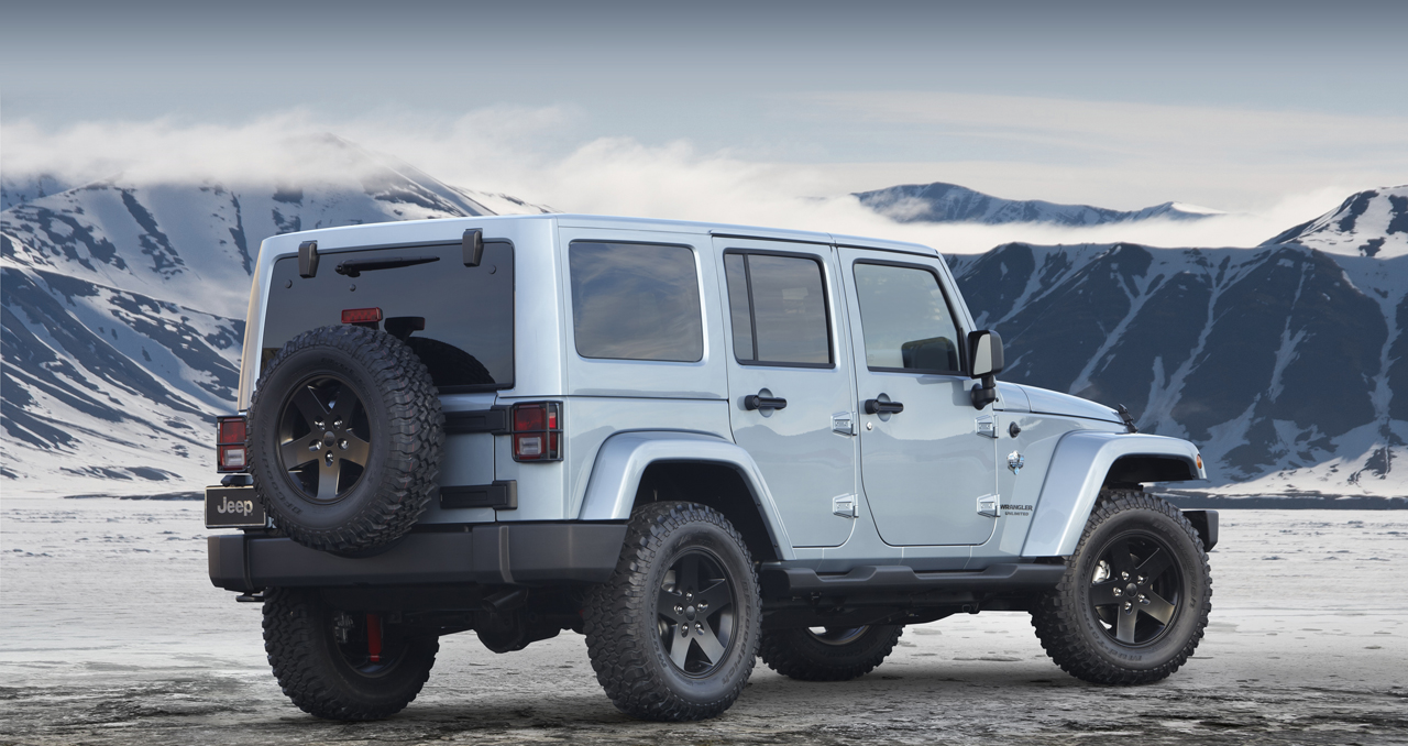 2012 Jeep Wrangler Arctic | Top Speed. »