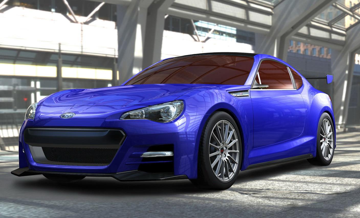 2015 subaru brz turbo review - top speed