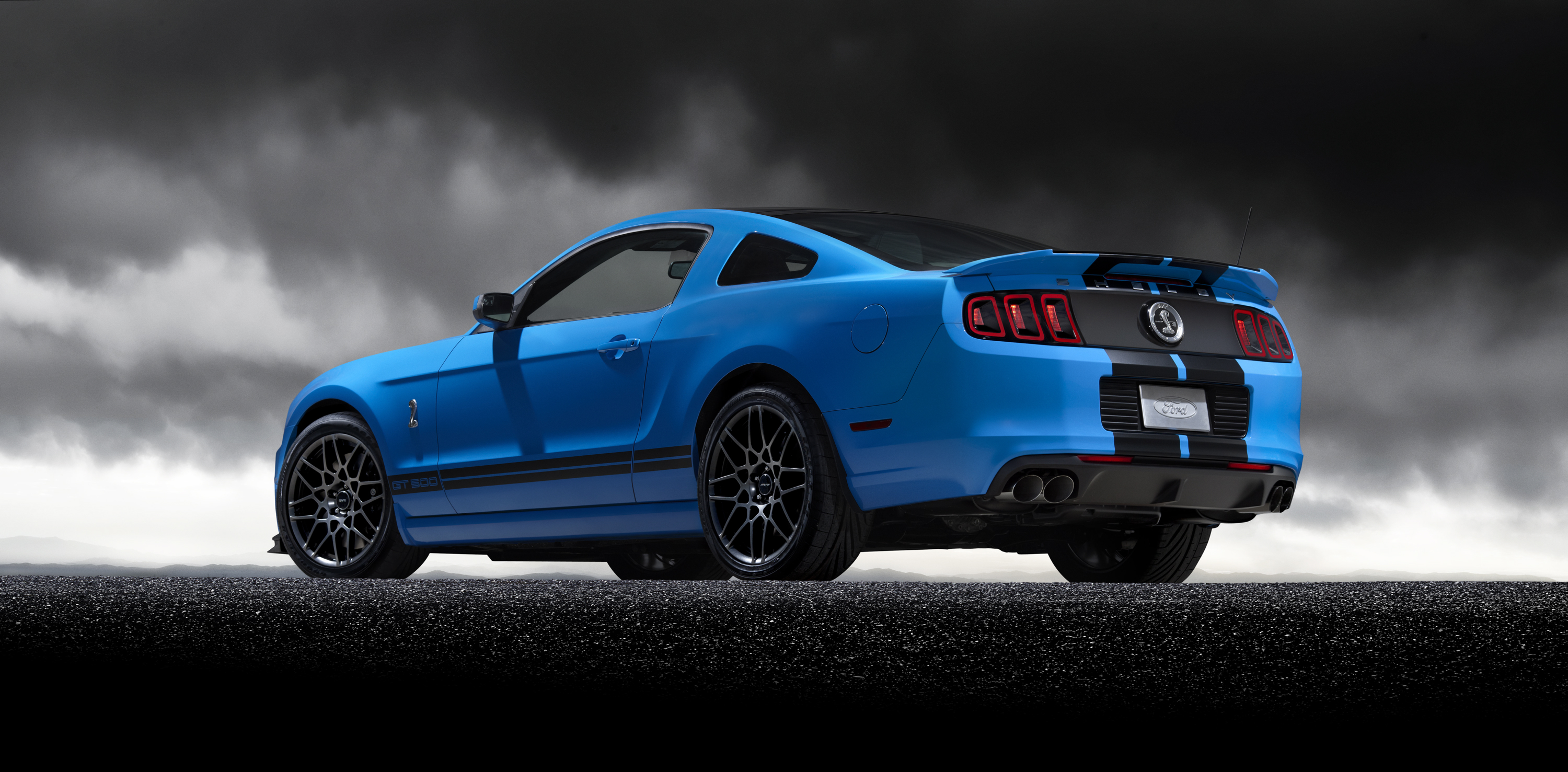 2013 ford mustang shelby gt500 top speed