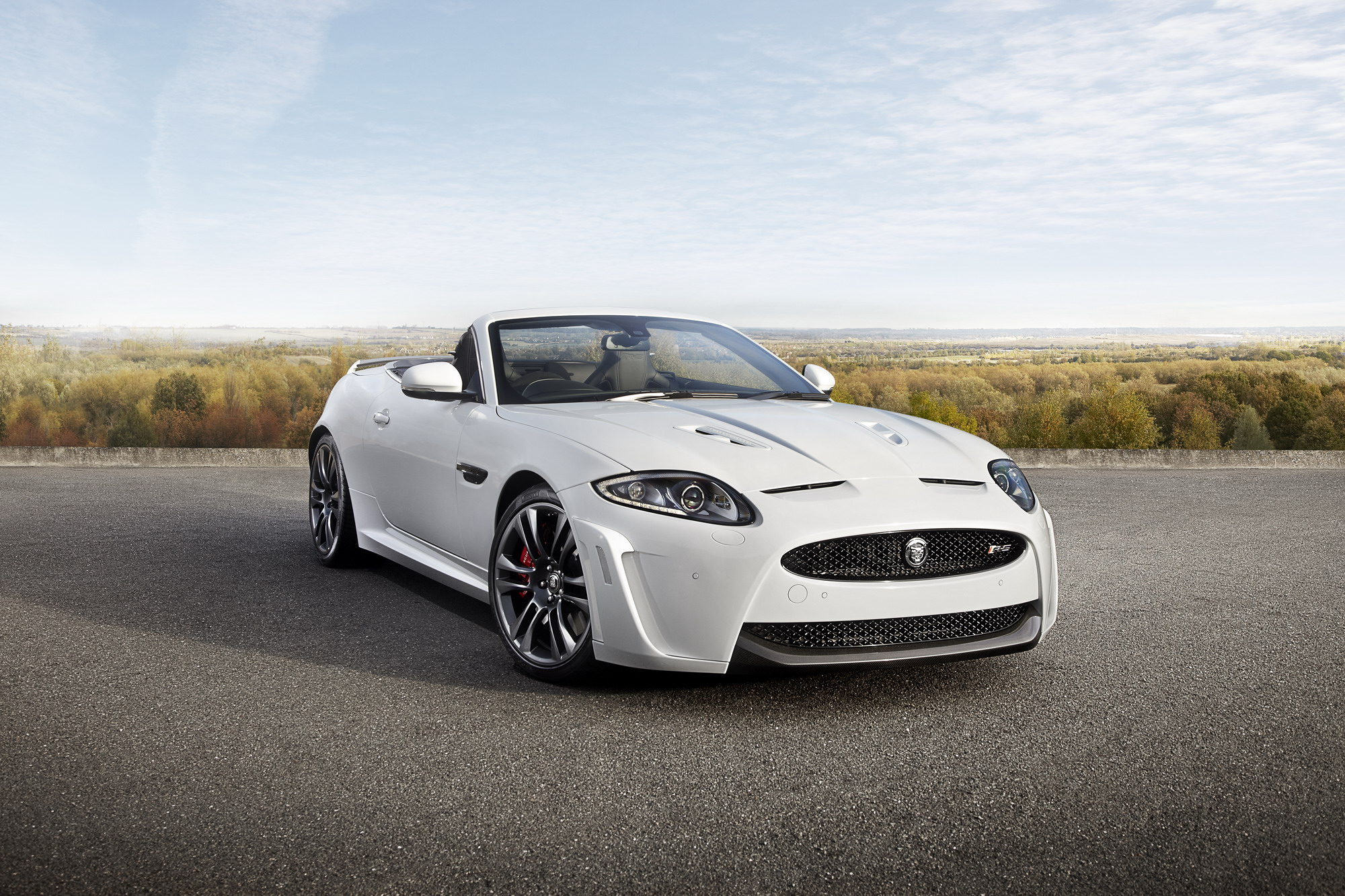 Exceptional 2013 Jaguar XKR S Convertible | Top Speed. »