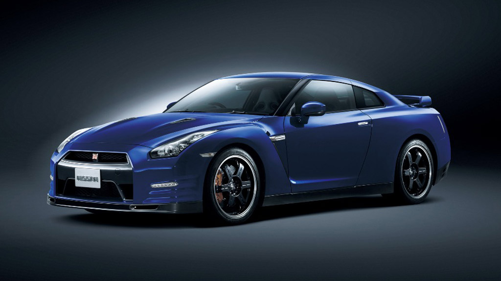 2013 Nissan GT-R Review - Top Speed