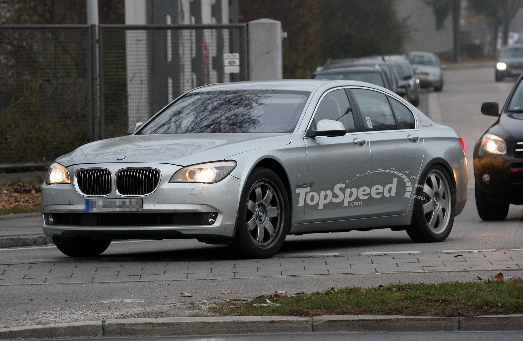 2015 Bmw I5 Sedan Top Speed
