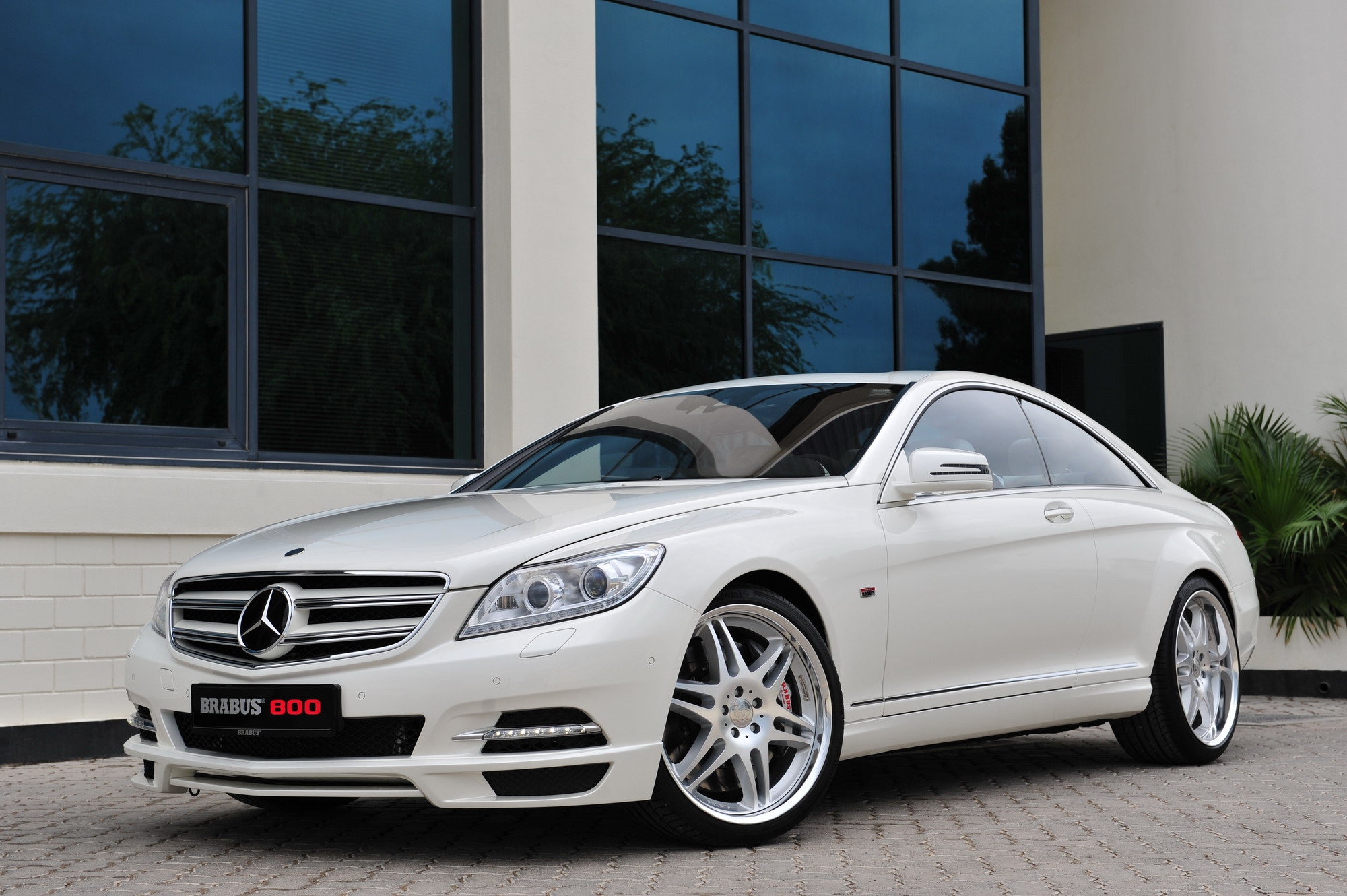 Top 10 Fastest Cars >> 2012 Mercedes CL 800 Coupe By Brabus   Top Speed