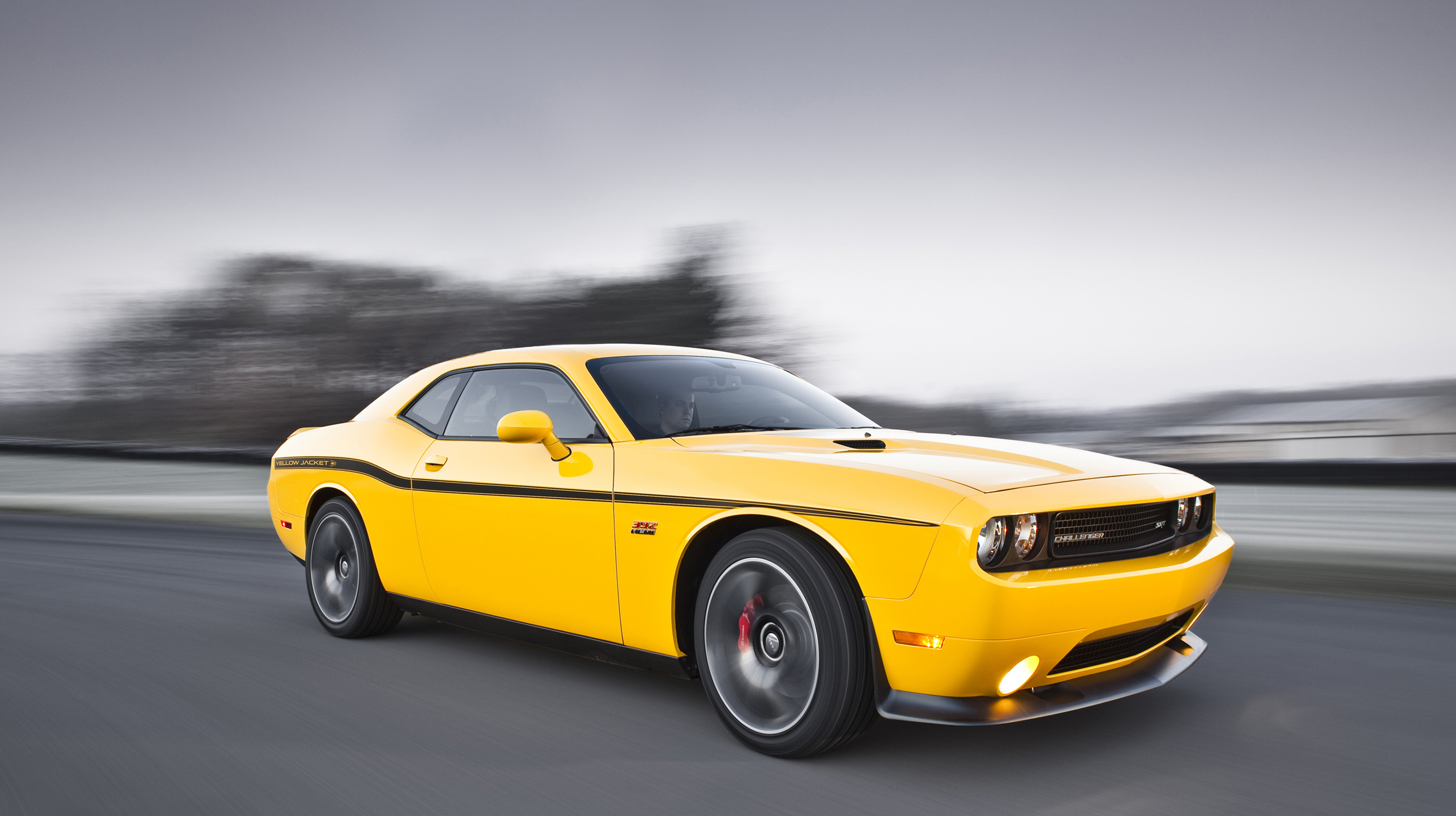 2012 Dodge Challenger Srt8 392 Yellow Jacket Top Speed