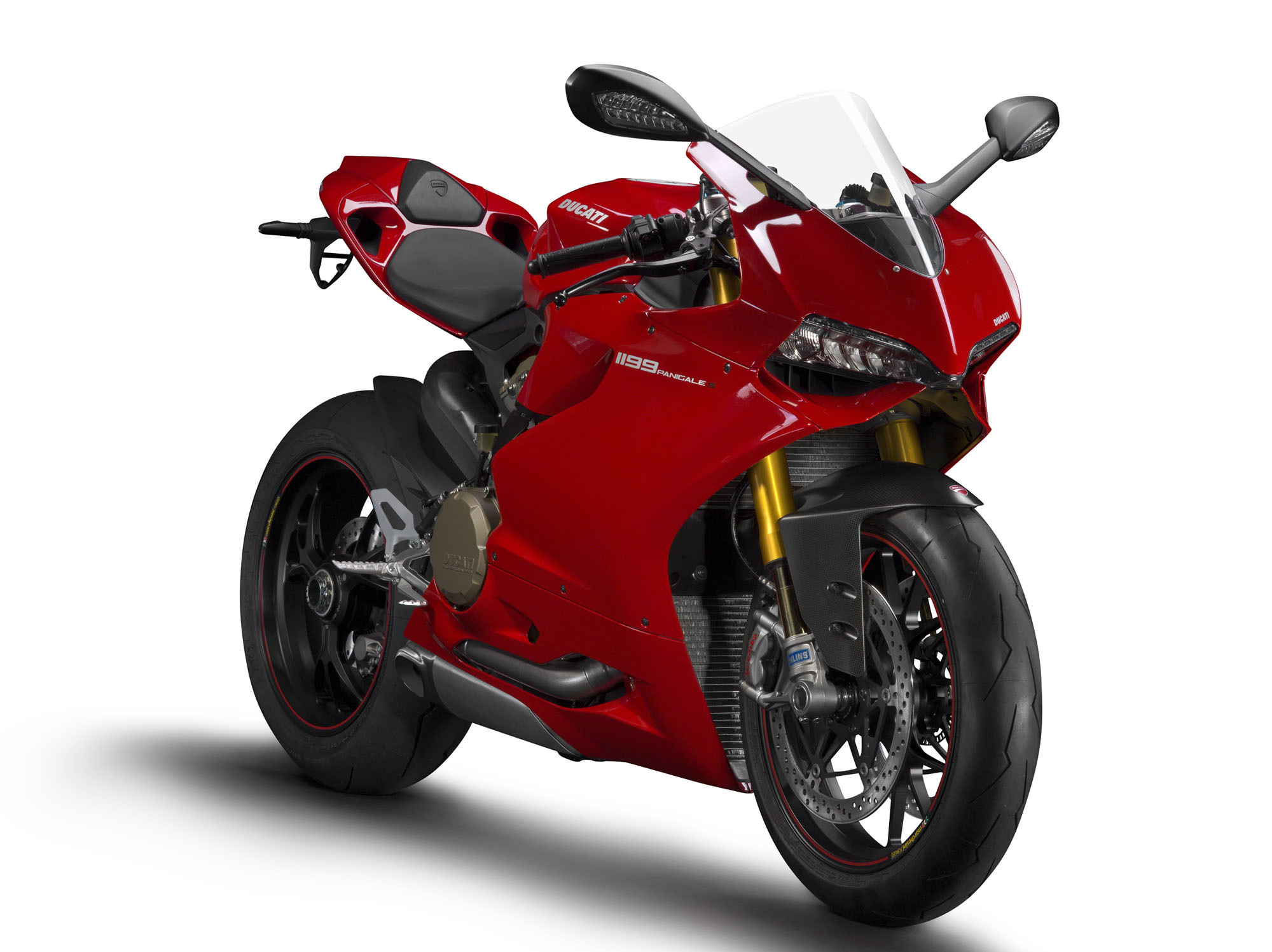2012 Ducati 1199 Panigale | Top Speed. »