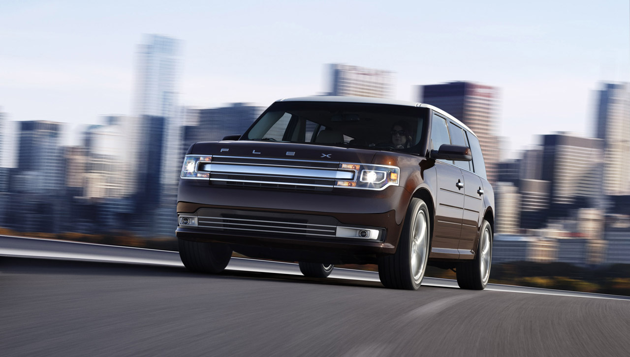 Ford Flex Reviews, Specs, Prices, Photos And Videos | Top Speed. »