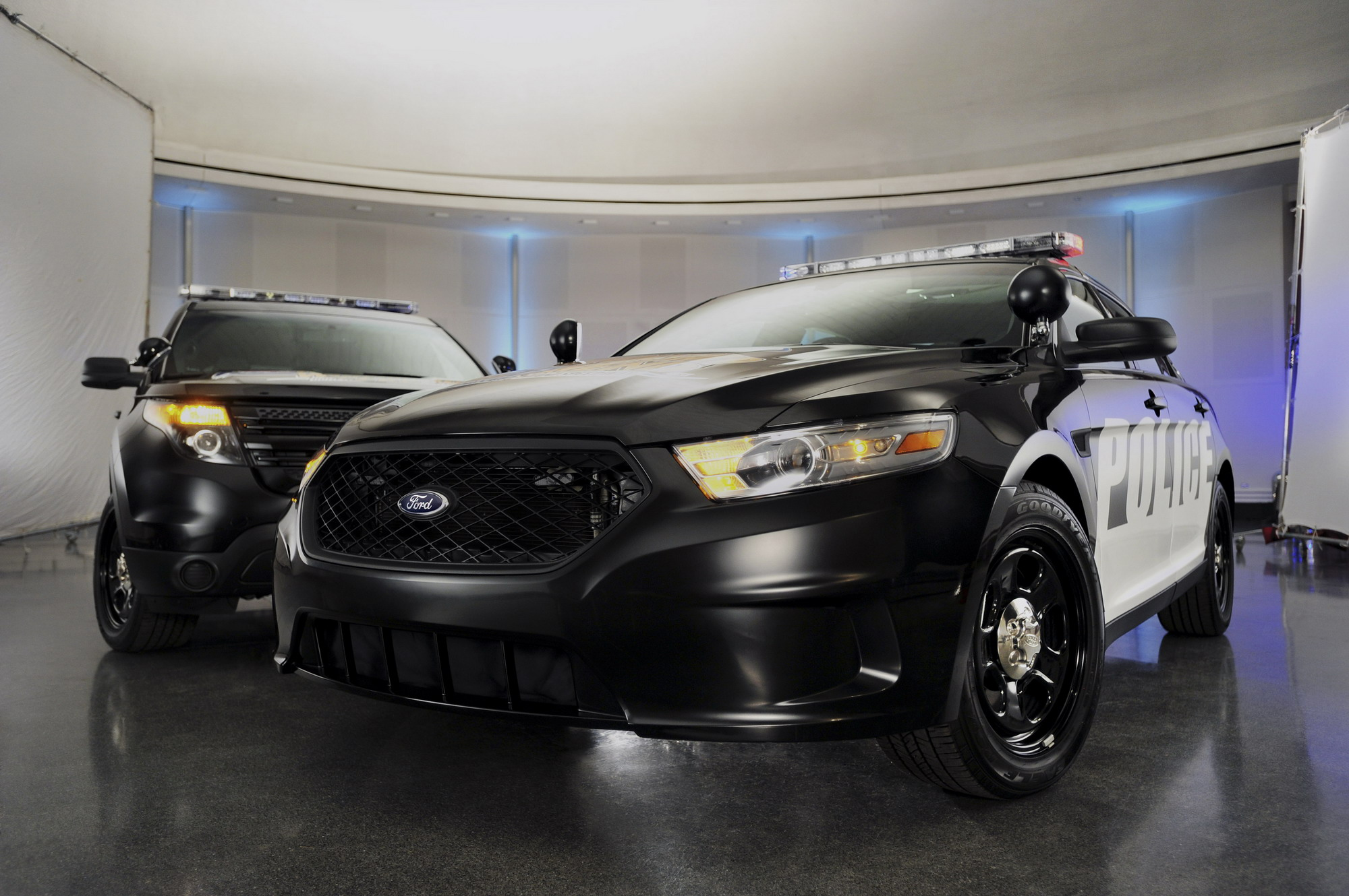 Ford has announced details on their 2013 Police Interceptor models - both sedan and utility vehicles. The two police cars will make their debut at the Ford ... & 2013 Ford Police Interceptor Review - Top Speed markmcfarlin.com