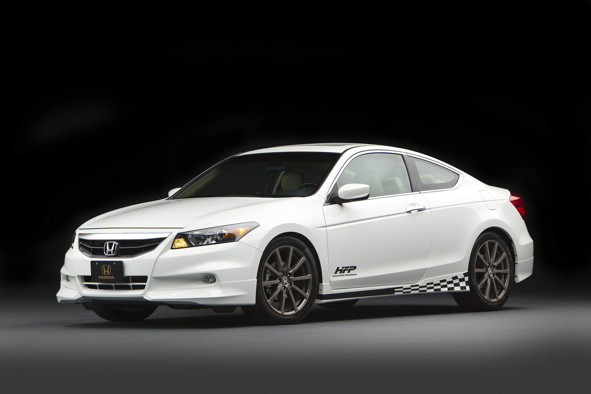2012 Honda Accord Coupe V6 Concept Pictures Photos