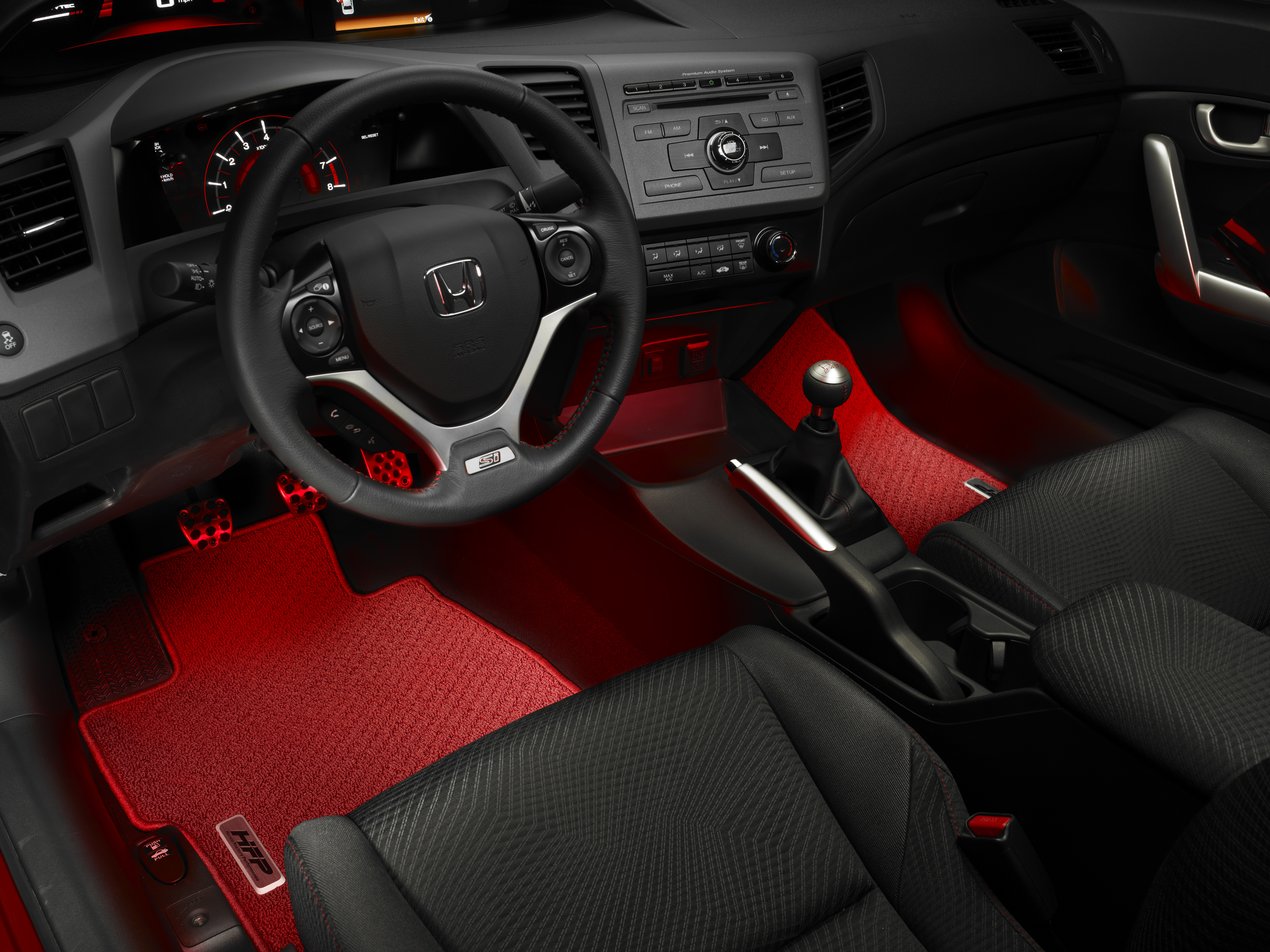 2012 Honda Civic Si Coupe By Honda Factory Performance Top Speed