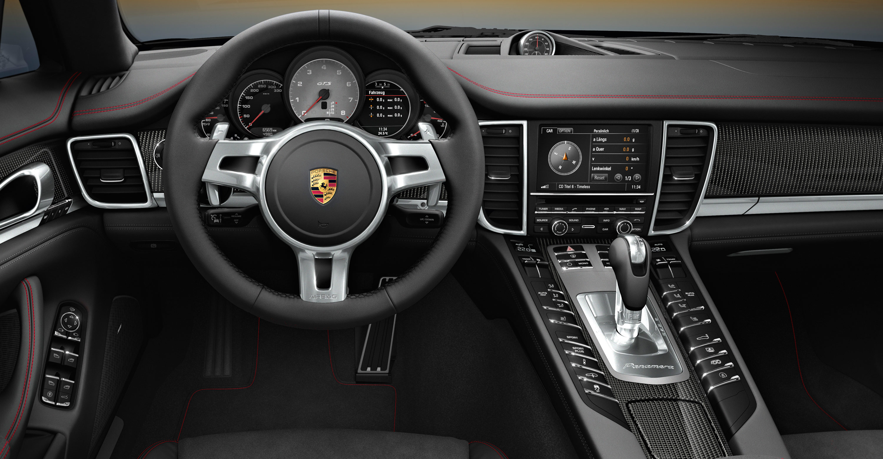 2012 Porsche Panamera GTS | Top Speed. »