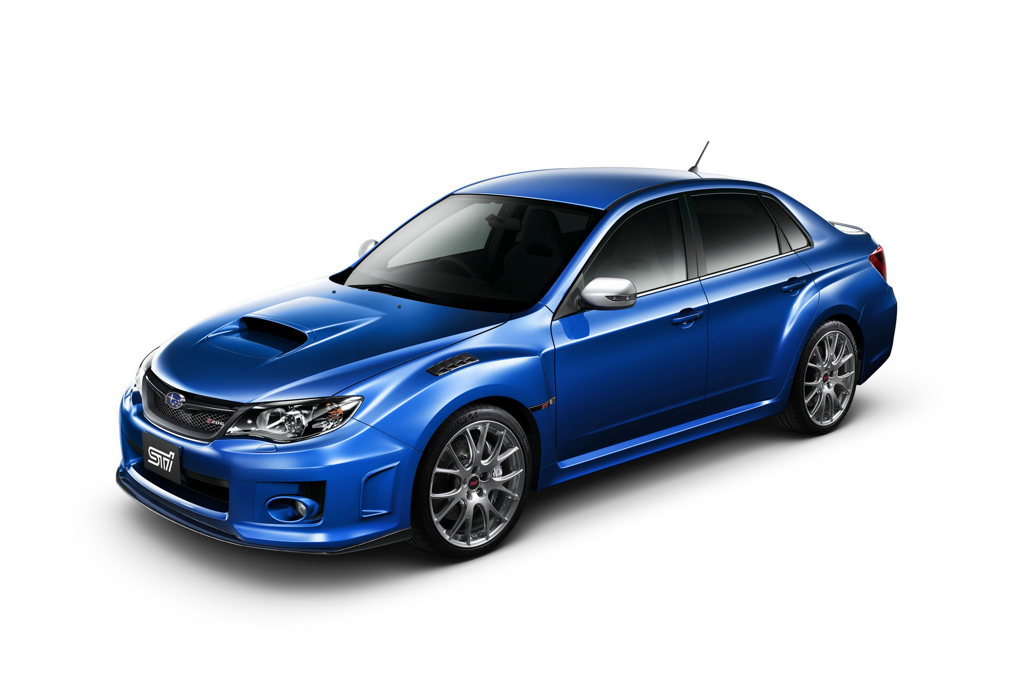 2012 subaru impreza wrx sti s206 review - gallery - top speed