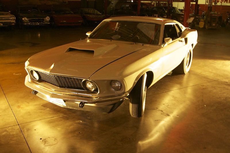 rare 1969 ford mustang boss 429 for sale on ebay gallery 428983 top speed. Black Bedroom Furniture Sets. Home Design Ideas