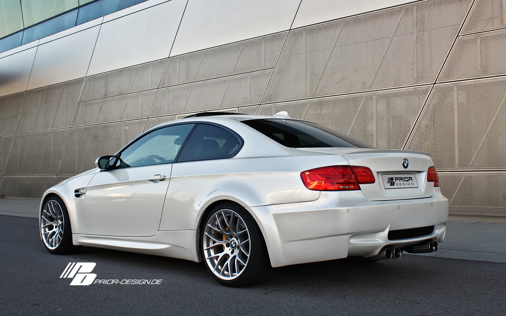 2005 2011 Bmw 3 Series By Prior Design Top Speed