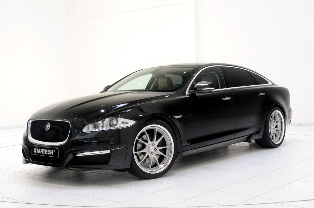 2011 Jaguar Xj By Startech Top Speed