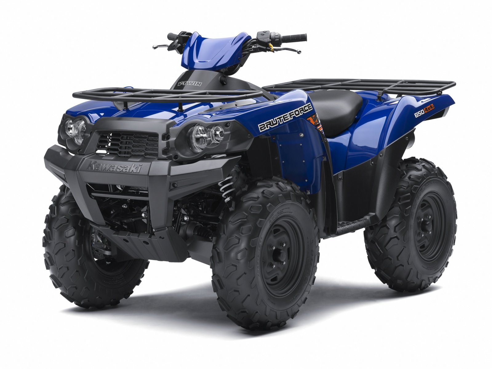 2012 Kawasaki Brute Force 650 4x4i Top Speed