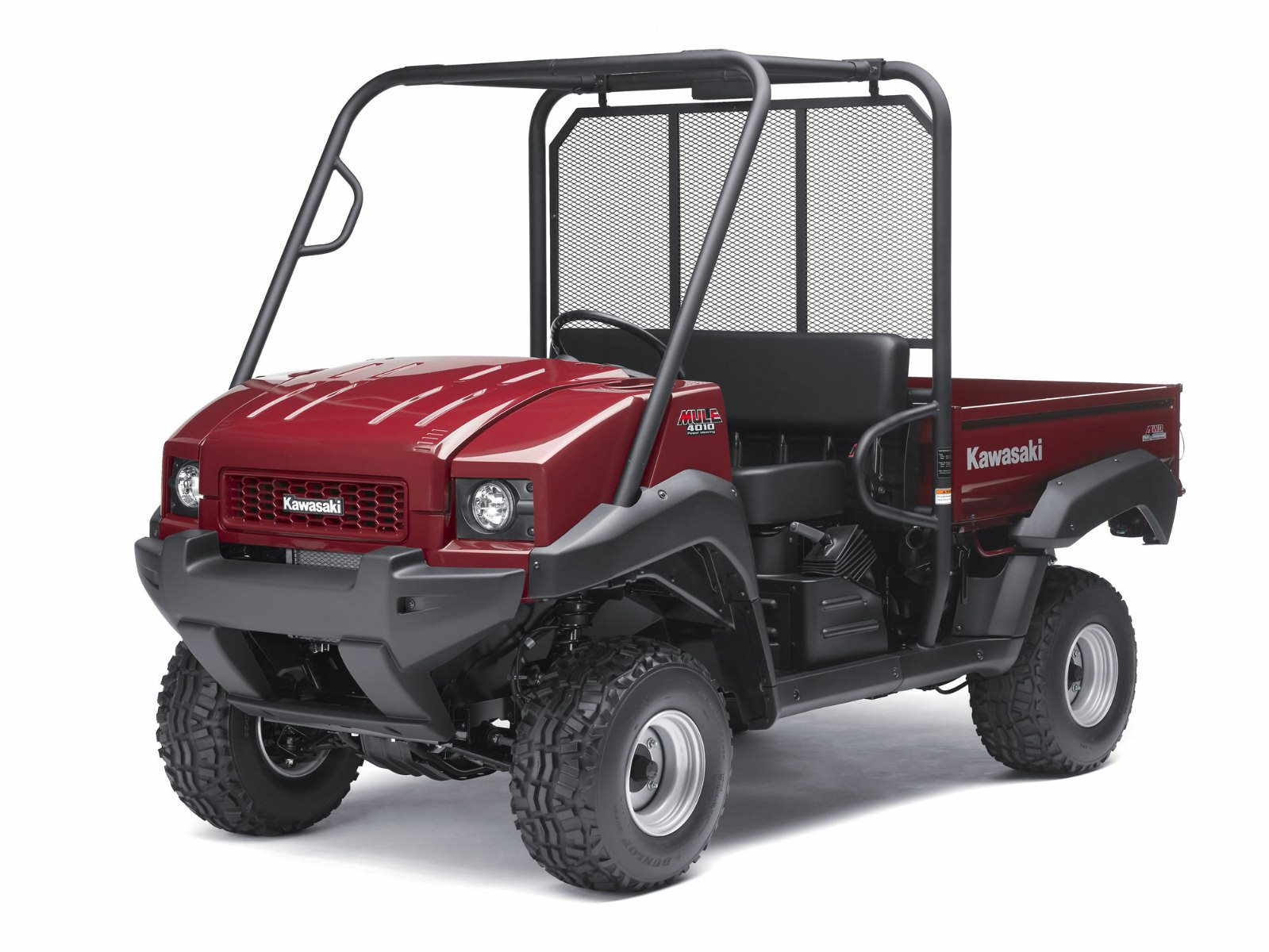 2012 Kawasaki Mule 4010 4x4 | Top Speed. »