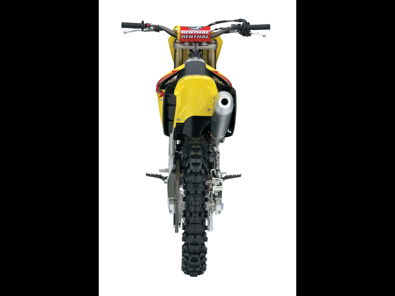 2012 Suzuki RM-Z250 | Top Speed