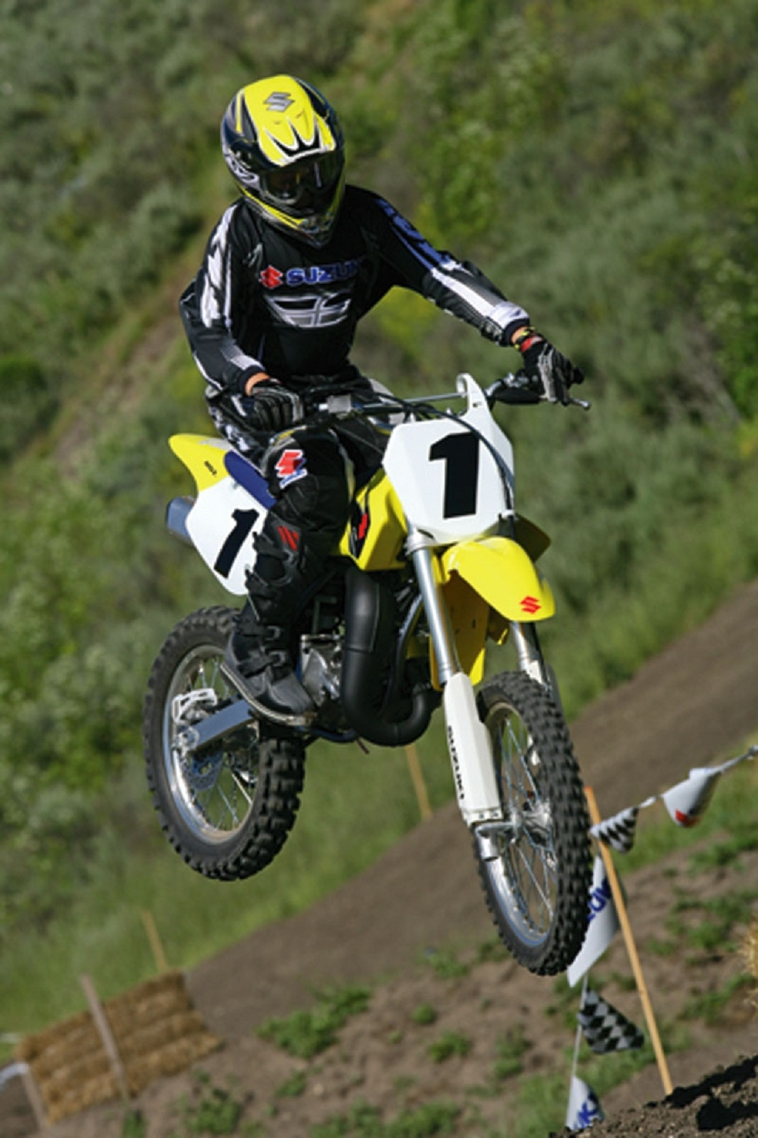 2012 Suzuki RM85L | Top Speed