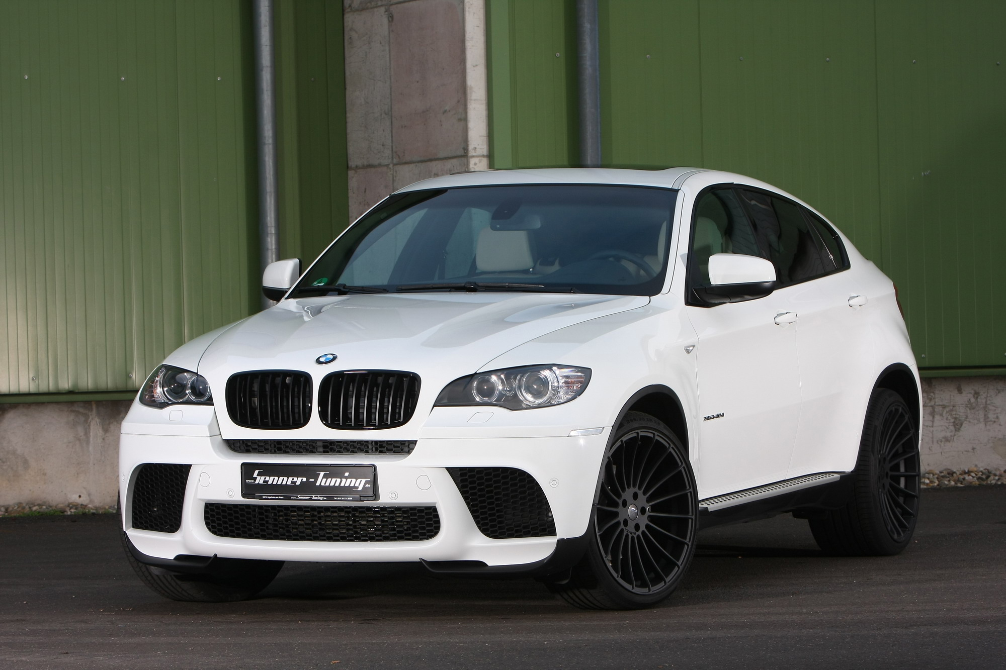 2011 Bmw X6 By Senner Tuning Top Speed