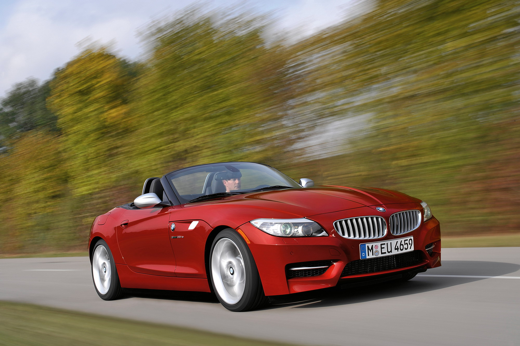 2009 2012 Bmw Z4 Roadster Top Speed