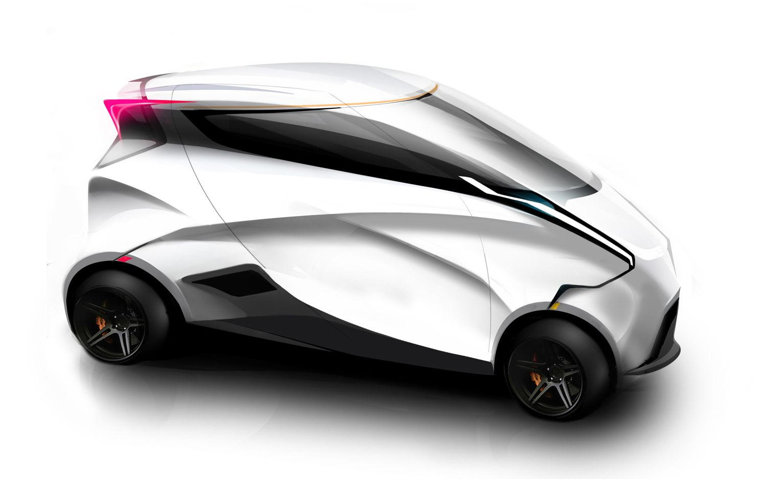 Does The Lotus World Car Concept Preview Their City Car